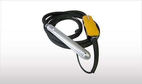 Высокочастотные глубинные вибраторы с встроенным преобразователем - EWO