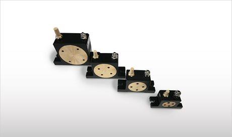 OR - роликовые пневматические вибраторы